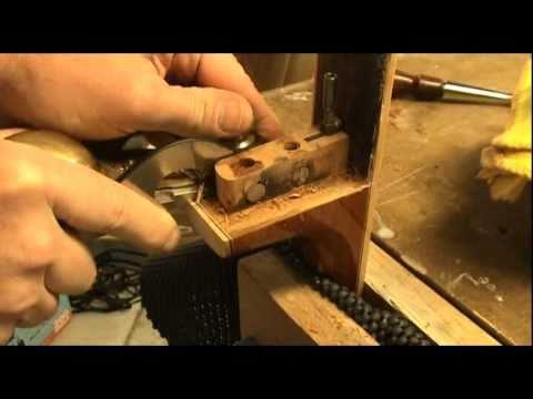 Luthier Tips du Jour - Neck reset