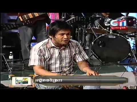 Khmer comedy on CTN by Peak Mi on 19 Oct 2013