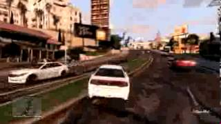 Grand Theft Auto V - Part 7 - Papparrazzi