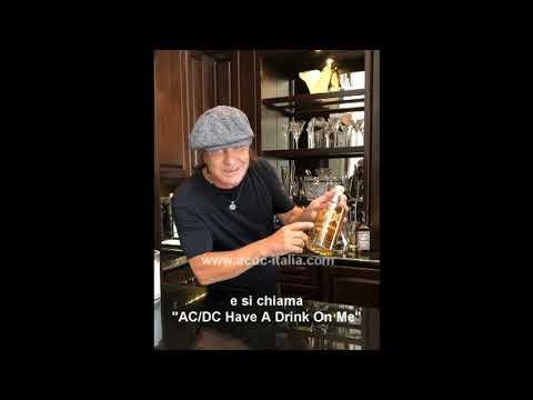 Brian Johnson: A Message For The Italian Fans | AC/DC Italia
