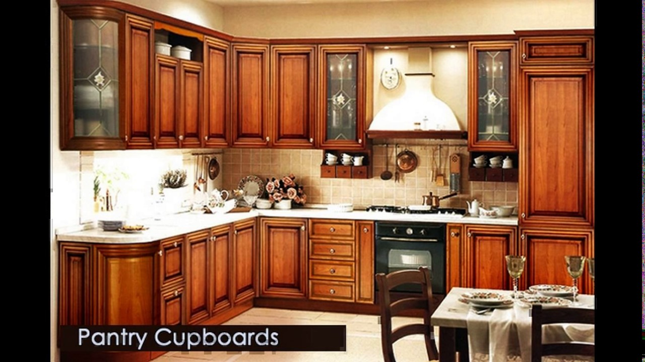 Kitchen Pantry Designs