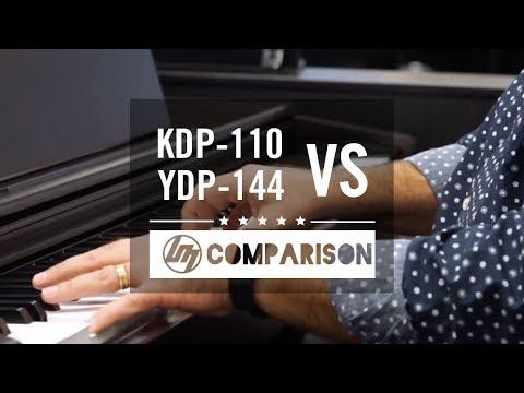 Kawai KDP-110 vs Yamaha YDP-144 | Better Music