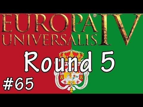 Europa Universalis IV Granada Challenge Round Five 65