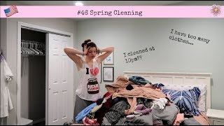 #46 Spring Cleaning // EXCHANGE YEAR USA 2017/2018