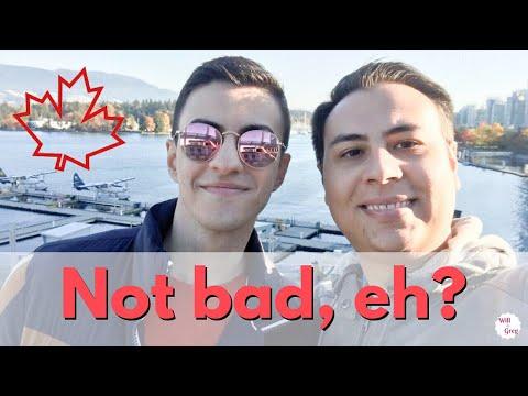 Expressões que não sabíamos antes de vir pro Canadá