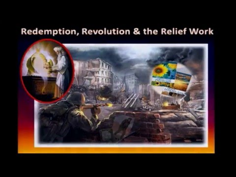Redemption, Revolution, & The Relief Work (disc 3 of 6) - by Bro. Jeremiah Davis