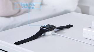 Magnetic Charging Cable for Apple Watch Series 1/2
