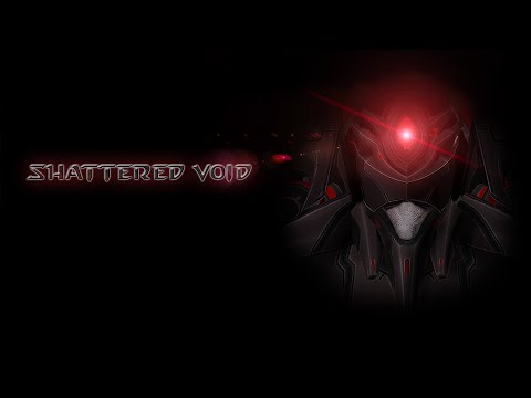 Starcraft 2: Shattered Void 01 - Rules of Darkness