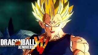 Dragon Ball Xenoverse Majin Vegeta [MOD] Gameplay [FULL HD]