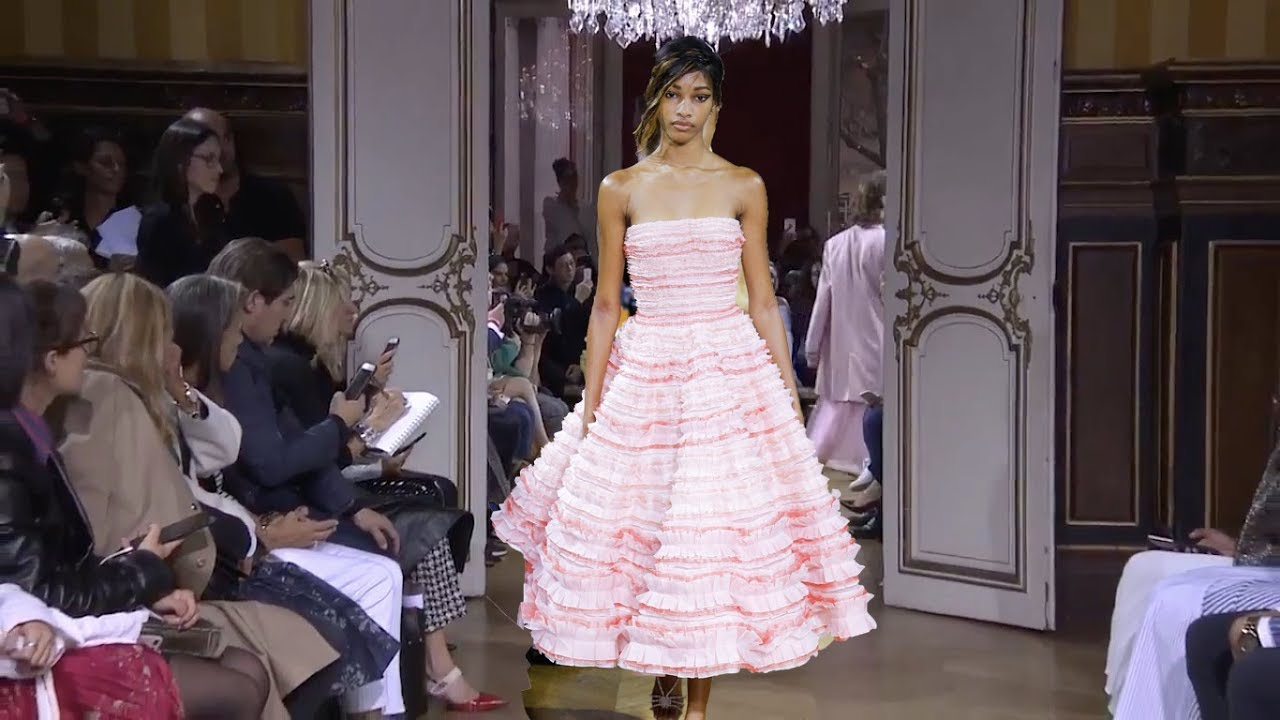John Galliano | Spring/Summer 2018 | Paris Fashion Week