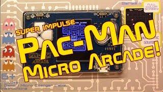 Pac Man Micro Arcade!