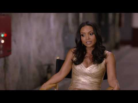 "Central Intelligence: Danielle Nicolet ""Maggie"" Behind the Scenes Movie Interview"