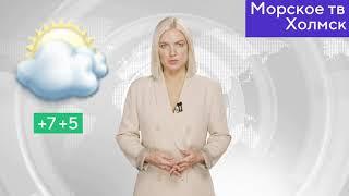 Прогноз погоды в городе Холмск на 11 апреля 2021 года