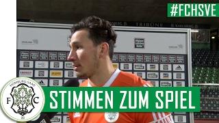 #FCHSVE // Stimmen zum Spiel FC 08 Homburg - SV Eintracht Trier (RLSW 2016/17)