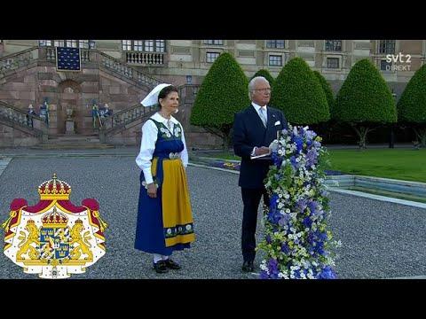 H.M. Konungens nationaldagstal