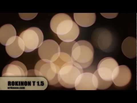 Rokinon Cine 85mm And Zeiss CP 2 Test