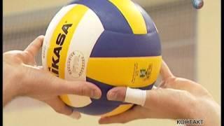 Верхняя передача волейбол