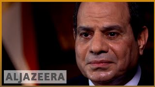 🇪🇬CBS broadcasts Sisi interview despite Egypt request not to air it l Al Jazeera English