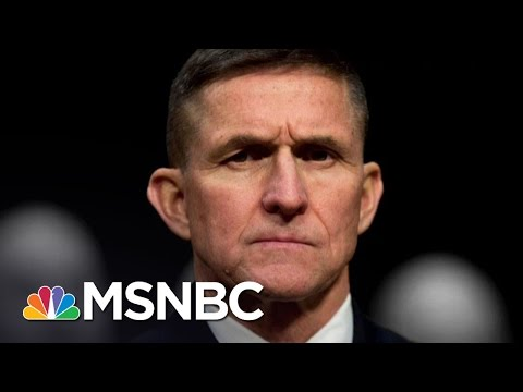 Reports: Donald Trump Team Asked Obama Admin. For Help Because Of Flynn | The 11th Hour | MSNBC