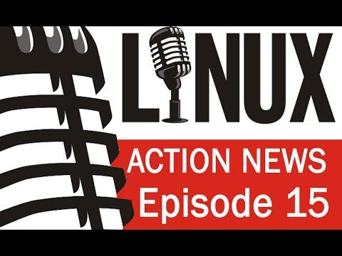 Linux Action News 15