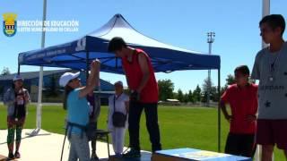 SEGUNDAS OLIMPIADAS INCLUSIVAS 2016