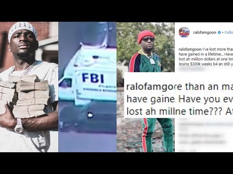 Feds Used Ralo IG Post As Evidence! Also Found 1Mill Worth of Marijuana & Claims He's a Gang Leader