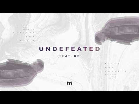 Tauren Wells - Undefeated (Feat. KB) (Official Audio)