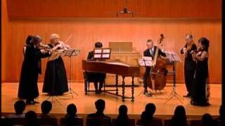 Johann Sebastian Bach - Concerto for Two Violins / BWV 1043 - I. Vivace