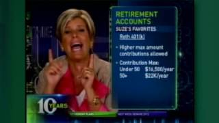 Suze's Favorite Retirement Plans | Suze Orman