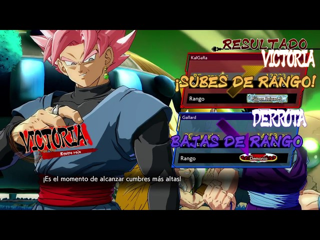 DRAGON BALL FighterZ Al fin ssj3