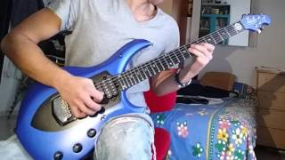 Polyphia - Champagne (cover by Felice Zingarelli) (Interlude 1) Music Man Majesty