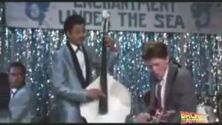 Marty McFly Johnny B Goode Back To The Future