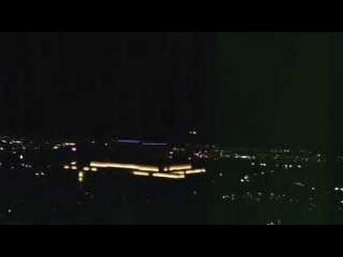 UFO Sighting with Glowing Lights over Las Vegas, Nevada - FindingUFO