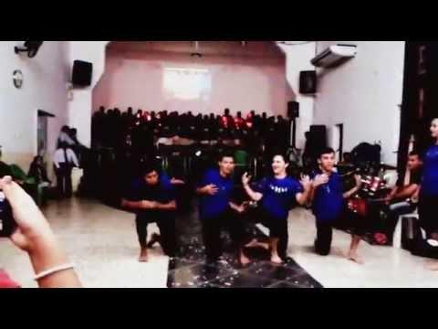 Coreografia Hoje vai Resplandecer - Dj PV - ft Priscila Alcantara