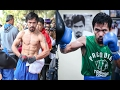 Manny Pacquiao training highlights 2017
