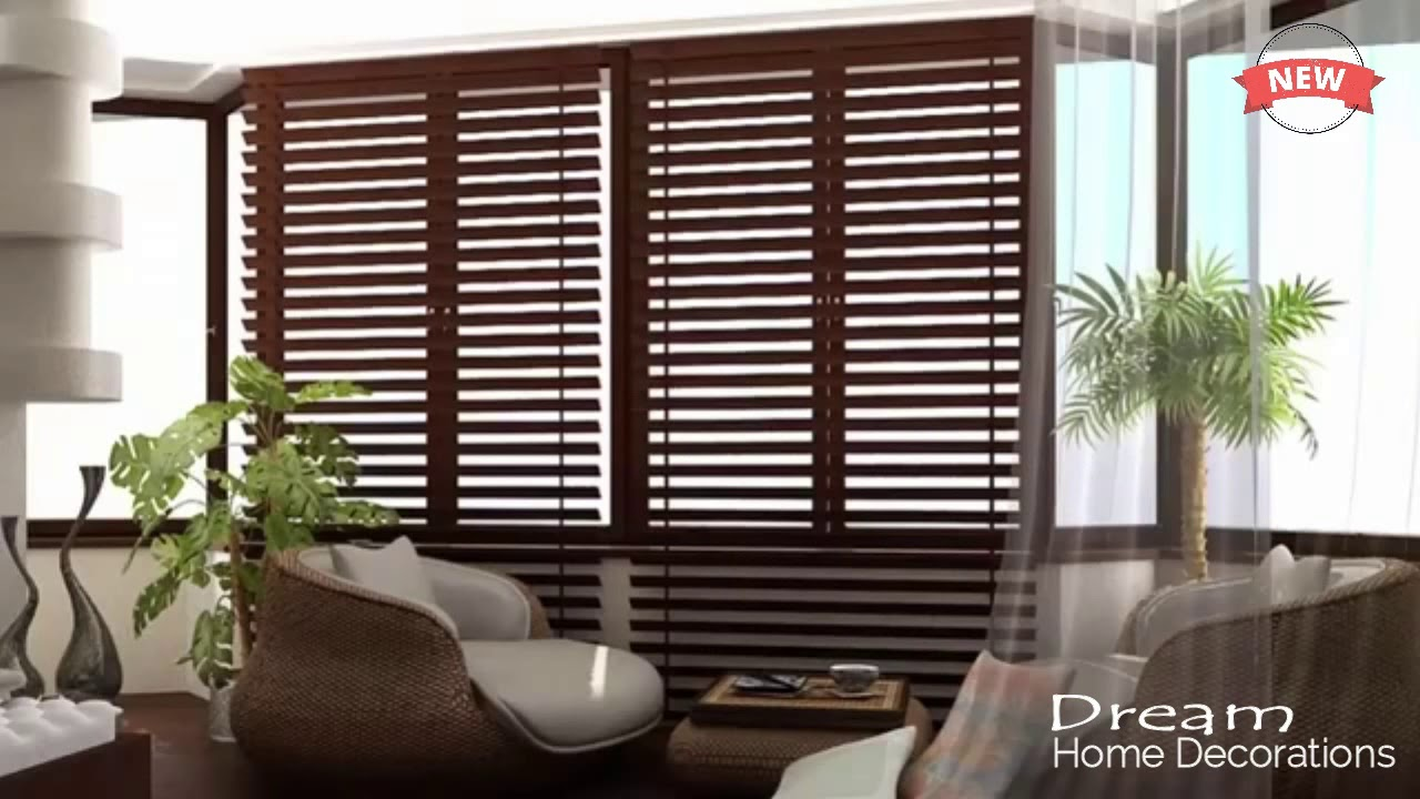 Home Decoration Styles for Modern Homes Design and window decor 2018  & Blinds for Windows &