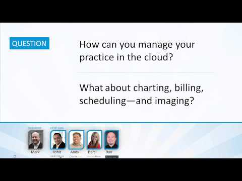 What Every Dentist Should Know about the Cloud: The Experts Chime In