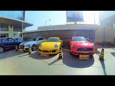 Super cars rental in Hyderabad!!!