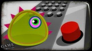 Суровый ЛИЗУН ГЛАЗАСТИК пожиратель! Игра Tales from Space Mutant Blobs Attack