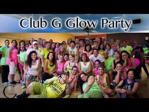 Club G Glow Party 2015