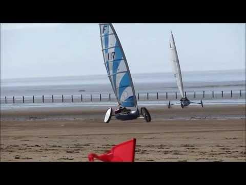 British Land Yachting Championships 2014, Brean