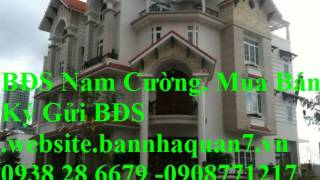 bán nhà đất quận 7, nhà đất quận 7,bán nhà quận 7 ,nhà quận 7, www.bannhaquan7.vn 0938286679