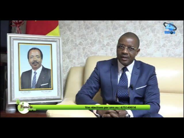 le MINMIDT Gabriel DODO NDOKE sur la remise en l'état des sites miniers