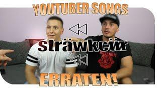 Youtuber Songs Rückwärts erraten!