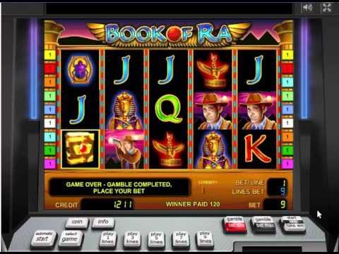 Book of Ra slot machine at stargames online - 동영상