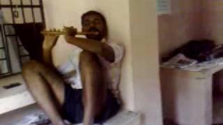 Vaseegara / Zara Zara on flute cover