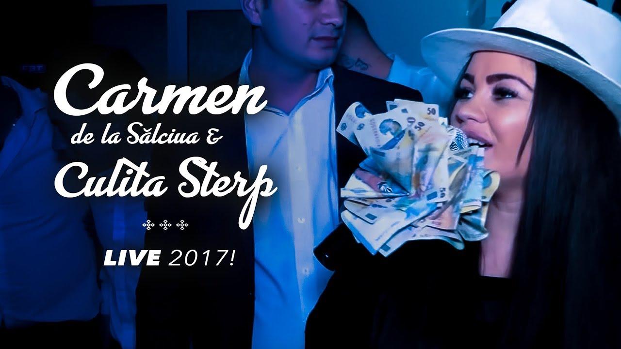 Carmen de la Salciua & Culita Sterp - Alba ca zapada, Cine bea la masa mea LIVE 2017!