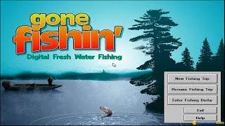 Gone Fishin' gameplay (PC Game, 1994)