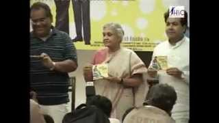 """A film on Teenage Pregnacy """"Tere Sang' launched in Delhi"""