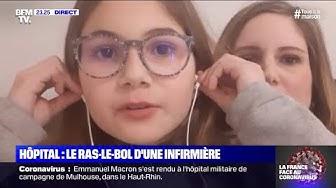 En pleine interview, cette petite fille interrompt sa mère pour interpeller Emmanuel Macron